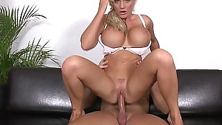 Jordan Pryce and her Big Tits