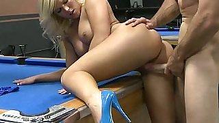 A banging ass