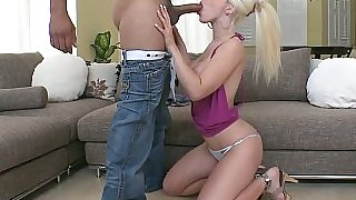 Teen with Big Jugs!