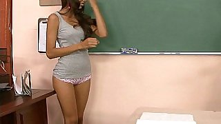 Classroom threesome