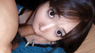 Haruka Osawa in Haruka Osawa needs to pay the rent, but she has not money - AviDolz