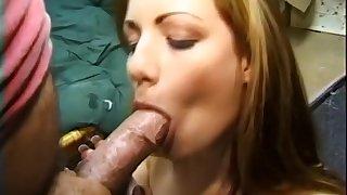 Amazing pornstar Alyssa Love in hottest brunette, blowjob xxx video