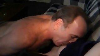 Guy videos himself fucking his girl friend