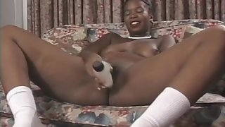 Fabulous pornstar Blue Sugar in crazy masturbation, solo girl adult video