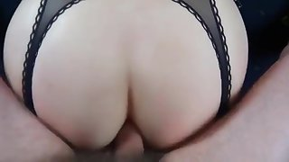 Russian Secretary Vasilisa Prekrasnaya Fuck in Ass