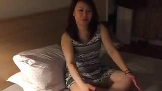 Asian wife loves black cock