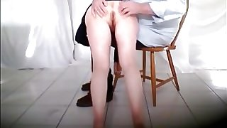 Spanked, Fondled And Fingered By My Husbands Friend