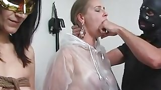 Bdsm games with two slaves