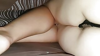 French lover spy my wife in bed ass pussy feet pt4