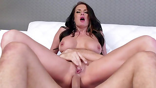 Slutty wife enjoys other than hubby to fuck her butt hole
