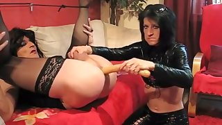 Amazing Homemade video with Femdom, Toys scenes