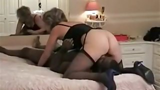 Cuckold husband presents lifestyle and spouse