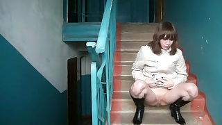 Incredible Homemade video with Russian, Fetish scenes