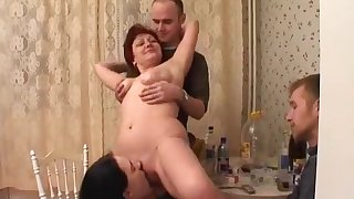 Horny Amateur record with Mature, Young/Old scenes