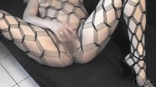Crazy Amateur video with Solo, Fetish scenes