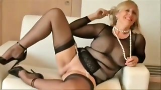 Incredible Amateur video with Big Tits, Toys scenes